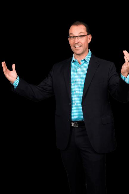 Sales expert Howard Olsen